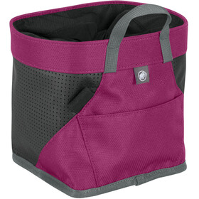 Mammut Stitch Boulder Chalk Bag magenta/black